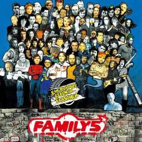 Family 5: Ein richtiges Leben in Flaschen, CD