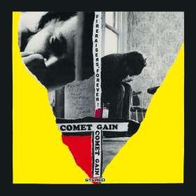 Comet Gain: Fireraisers, Forever!, CD