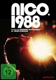 Susanna Nicchiarelli: Nico, 1988 (OmU), DVD