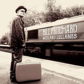 Bill Pritchard: Midland Lullabies, CD