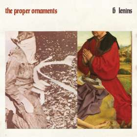 The Proper Ornaments: 6 Lenins, CD