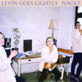 Levin Goes Lightly: Nackt, CD
