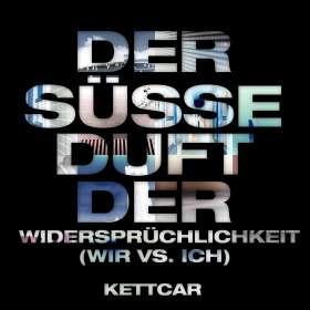 """Kettcar: Der süße Duft der Widersprüchlichkeit (Wir vs. Ich) (Mint Green Vinyl), Single 10"""""""