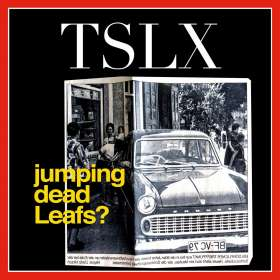 Tolouse Low Trax: Jumping Dead Leafs?, CD