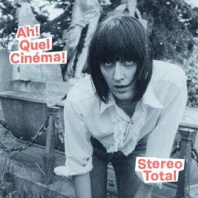 Stereo Total: Ah! Quel Cinéma!, CD