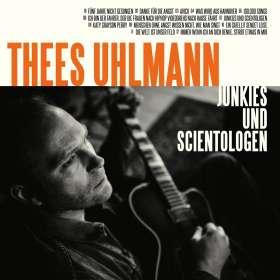 Thees Uhlmann (Tomte): Junkies und Scientologen, CD