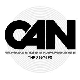 Can: The Singles, CD