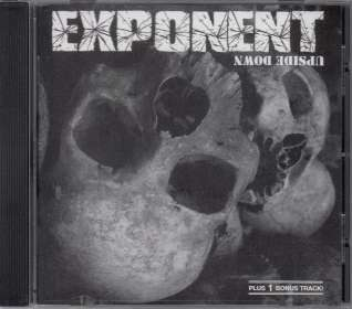 Exponent (Krautrock): Upside Down, CD
