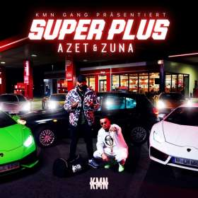 Azet & Zuna: Super Plus, CD