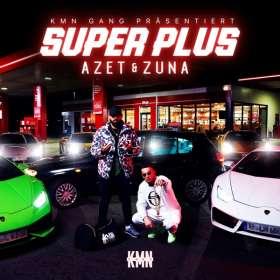 Azet & Zuna: Super Plus, CD