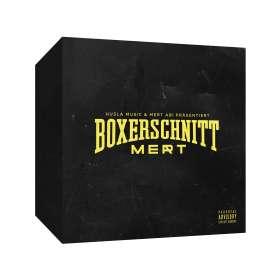 Mert: Boxerschnitt (Limitierte Box), CD