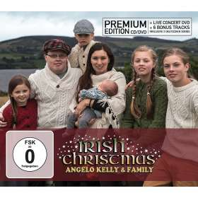Angelo Kelly & Family: Irish Christmas (Premium Edition), CD