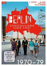 Berlin - Schicksalsjahre einer Stadt Staffel 2 (1970-1979), DVD