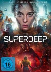 Arseniy Sukhin: Superdeep, DVD