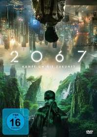 Seth Larney: 2067 - Kampf um die Zukunft, DVD