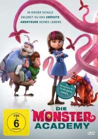 Leopoldo Aguilar: Die Monster Academy, DVD
