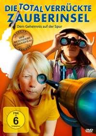 Albert Jan van Rees: Die total verrückte Zauberinsel, DVD