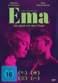 Pablo Larrain: Ema - Sie spielt mit dem Feuer, DVD