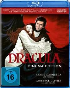 John Badham: Dracula (1979) (Cinema Edition) (Blu-ray), BR