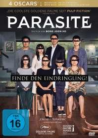 Bong Joon-Ho: Parasite, DVD