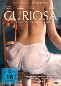 Lou Jeunet: Curiosa, DVD
