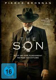 Olatunde Osunsanmi: The Son (Komplette Serie), DVD