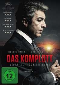Santiago Mitre: Das Komplott, DVD