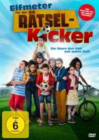 Elfmeter für die Rätsel-Kicker, DVD