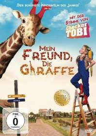 Mein Freund, die Giraffe, DVD