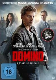 Domino (2019), DVD