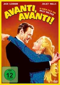 Avanti, Avanti!, DVD