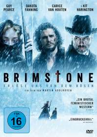 Brimstone, DVD