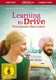 Learning to Drive - Fahrstunden fürs Leben, DVD