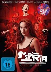 Luca Guadagnino: Suspiria (2018), DVD