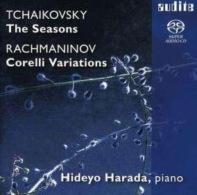 Sergej Rachmaninoff (1873-1943): Corelli-Variationen op.42, SACD