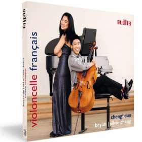 Cheng 2 Duo - Violoncelle francais, CD
