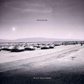 Black Space Riders: Refugeeum, CD