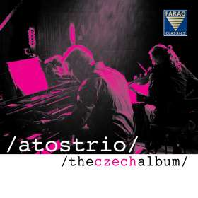 Atos Trio - The Czech Album, CD