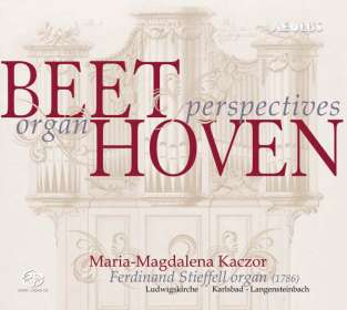 Ludwig van Beethoven (1770-1827): Orgelwerke, SACD