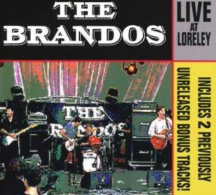 The Brandos: Live At Loreley 1999, CD