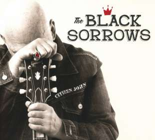 The Black Sorrows: Citizen John, CD