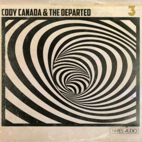 Cody Canada And The Departed: 3, CD