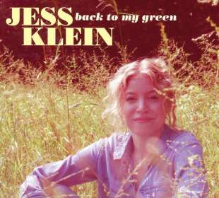 Jess Klein: Back To My Green, CD