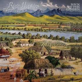 Rich Hopkins & Luminarios: Back To The Garden, CD