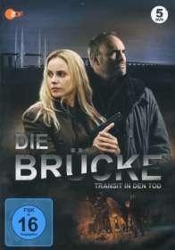 Die Brücke - Transit in den Tod Staffel 1, 5 DVDs