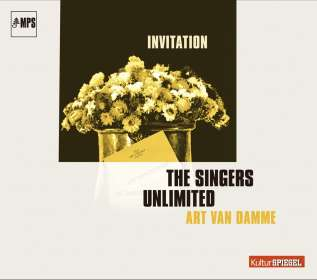 The Singers Unlimited: Invitation (KulturSpiegel), CD