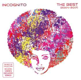 Incognito: The Best, CD