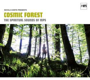 Cosmic Forest: The Spiritual Sounds Of MPS, CD