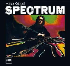 Volker Kriegel (1943-2003): Spectrum, CD