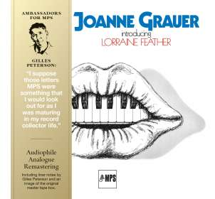 Joanne Grauer: Introducing Lorraine Feather, CD